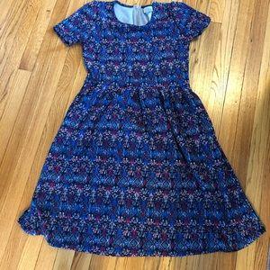 Amelia dress (with pockets!)